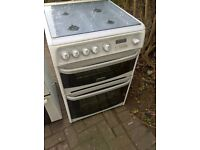 white Cannon gas cooker 60cm.....cheap free delivery