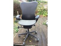 Pre owned Herman Miller Mirra chair