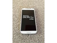 Samsung S4 unlocked great condition