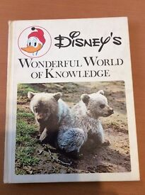 Disney's Wonderful World of Knowledge (set of 20 books)