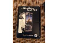 BlackBerry Torch 9810 Unlocked