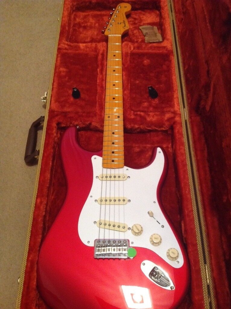 Fender Classic Series 50's Stratocaster Lacquer | in Caerleon, Newport |  Gumtree