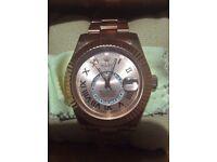Unisex timepiece