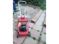 Petrol lawnmower (spares or repair)