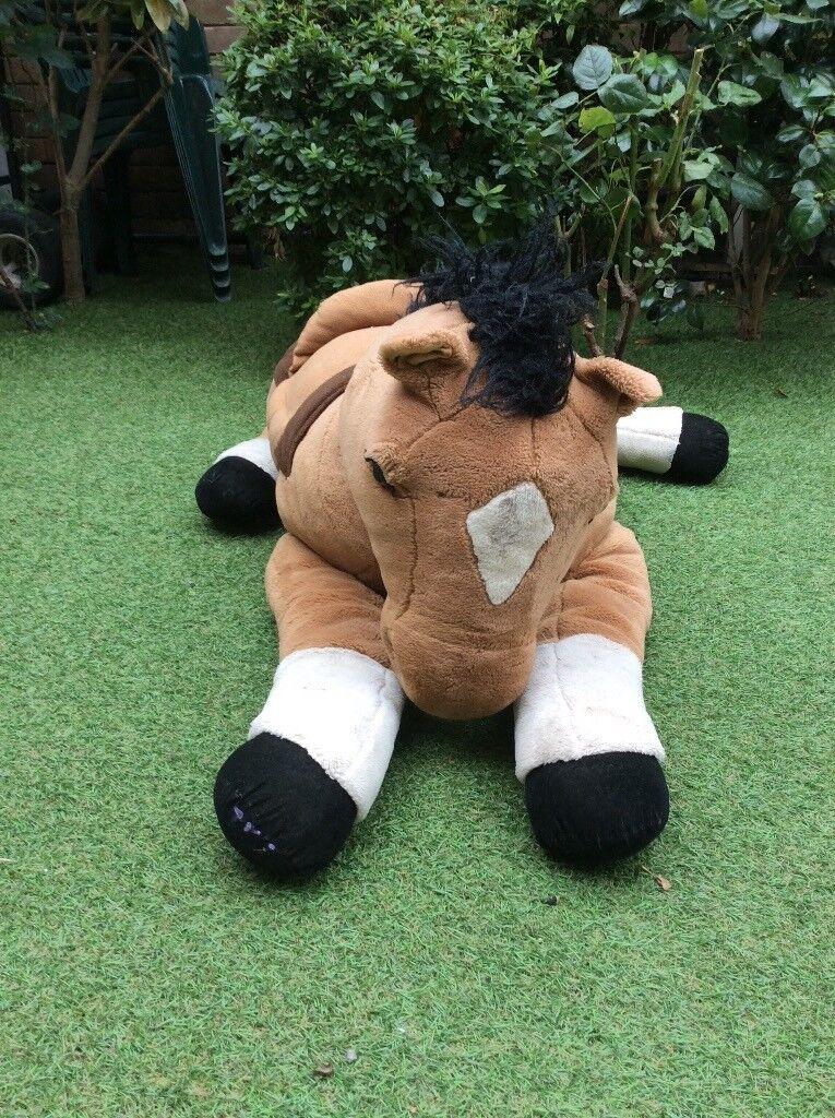Large soft toy Horse