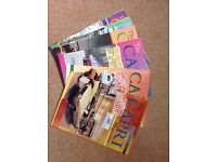 Capri Club magazines.72 in total. Dating from January 2001 - December 2006 ( inc.)
