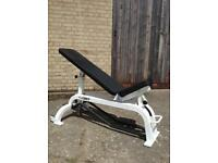 Cybex Adjustable Commercial Utility Bench (Delivery Available)