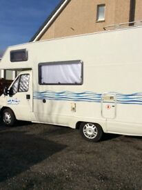 Sadly having to sell our motorhome
