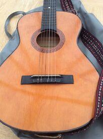 Hi Spot classical 3/4 vintage acoustic guitar
