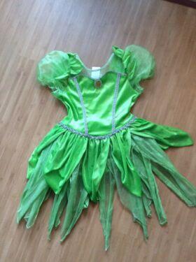 tinkerbell kostum in halle
