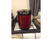 Red Electric Breadmaker