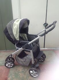 Used Silver Cross buggy