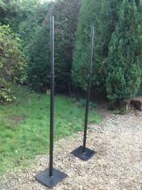 Adjustable Squat Stands (Delivery Available)