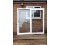 UPVC sliding patio door - £250 TO CLEAR