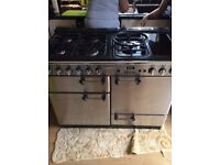 110 rangemaster cooker local delivery