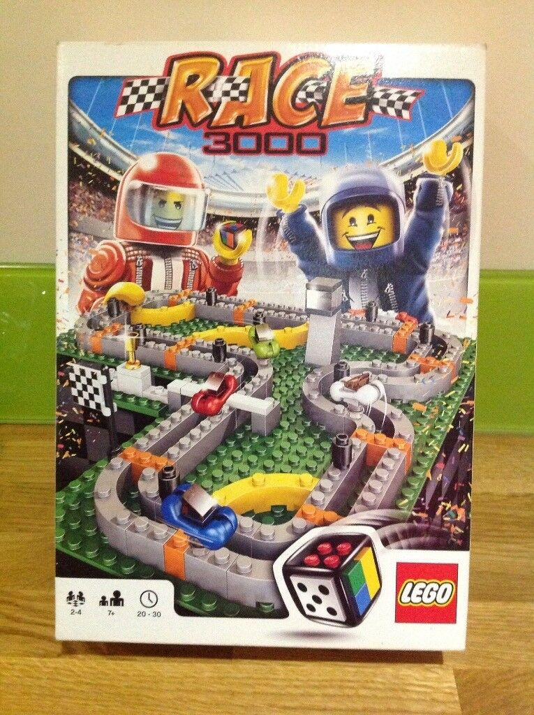 Lego Race 3000 game