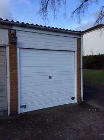 Lock up secure garage to let Enfield Ridgway