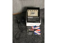 Black star HT Delay Pedal as new