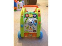 Little Tikes 3 in 1 baby walker
