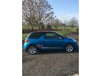 Citroen ds3 HDI 90, diesel, full year mot, £20 tax, excellent condition
