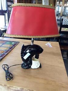 1940's Fish Lamp