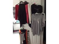 Tops Trousers Wraps and Jumpers