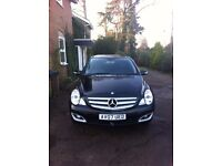 Mercedes R320 2007 4x4 6 seater FSH 2 owners