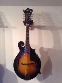 Vintage F Style Bluegrass Mandolin