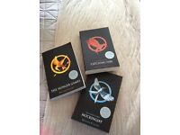 3 of the hunger games books