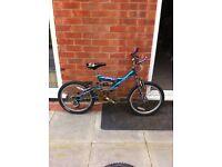 """20"""" girl's magna mountain bike"""