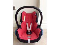 Maxi Cosi Cabriofix Car Seat RRP £145