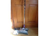 cordless Gtech floor cleaner SW02