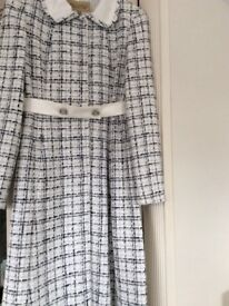 Paul Costelloe collection ladies coat worn once £25 light wheight