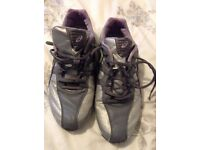 Asics shoes ladies size 40.5 euro excellent condition