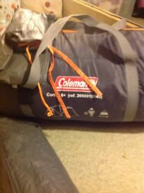 Coleman 6 man tent