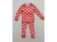 Girls Next Pyjamas 5-6 years ( 3 sets)