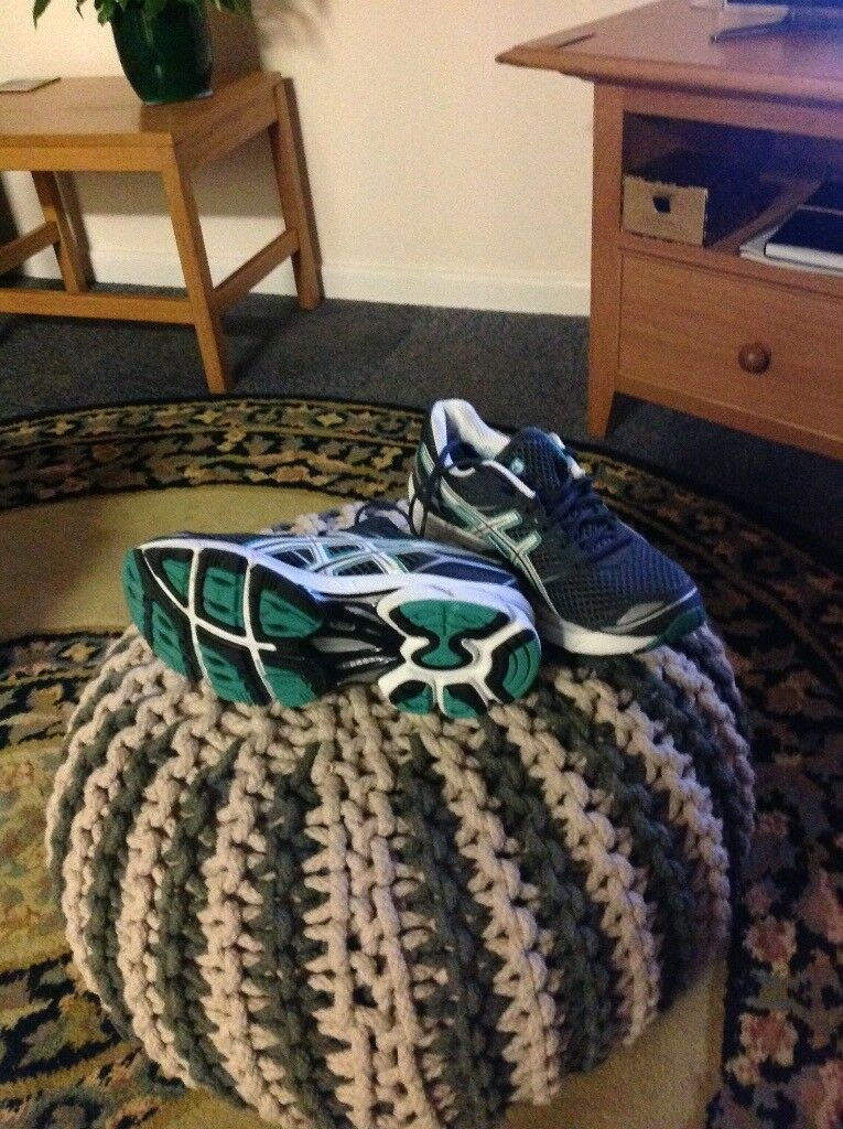 Asics summer trainers size 5