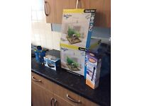 Aqua one 25l tank all boxed couple weeks old
