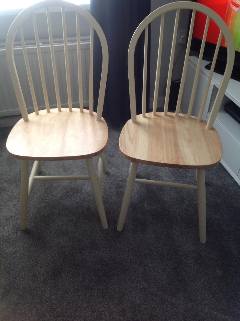 Brand new Windsor chairs