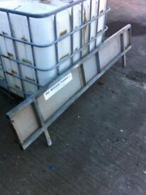Ifor Williams trailer headboard