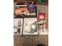 XBOX 360 Disney Infinity 3.0 Star Wars starter pack with extra discs