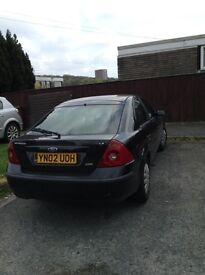 Ford mondeo 2 litre tdci