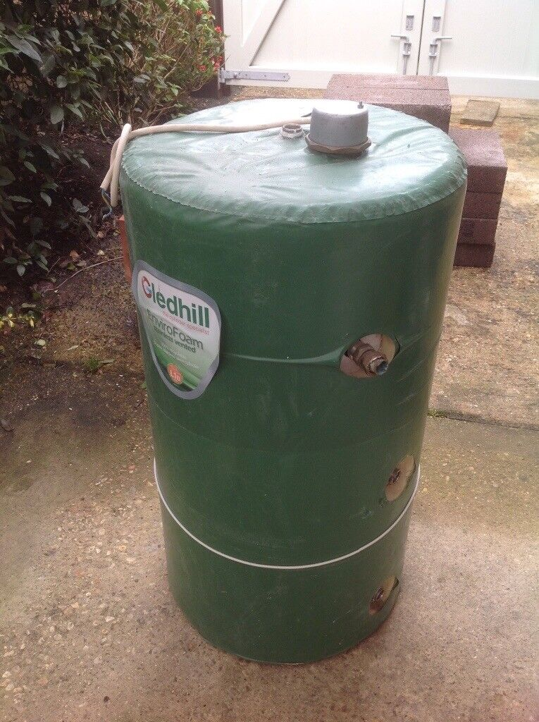 Gledhill Vented Stainless Hot Water Cylinder Cost £269 .99 selling ...
