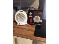 Brand new fan heater in box - just £10