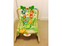 Fisher Price infant and baby chair