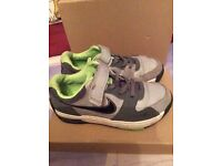 Nike trainers junior size 12