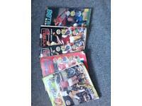 1985 - 1988 Panini Sticker Albums