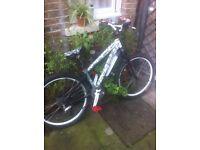 24seven - Dark angel pro mountain bike/street/dirt jumper for sale.
