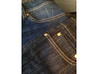 Celtic Sheepskin Jeans -2 pairs size 14 - £40 never worn