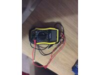 Electrical circuit tester